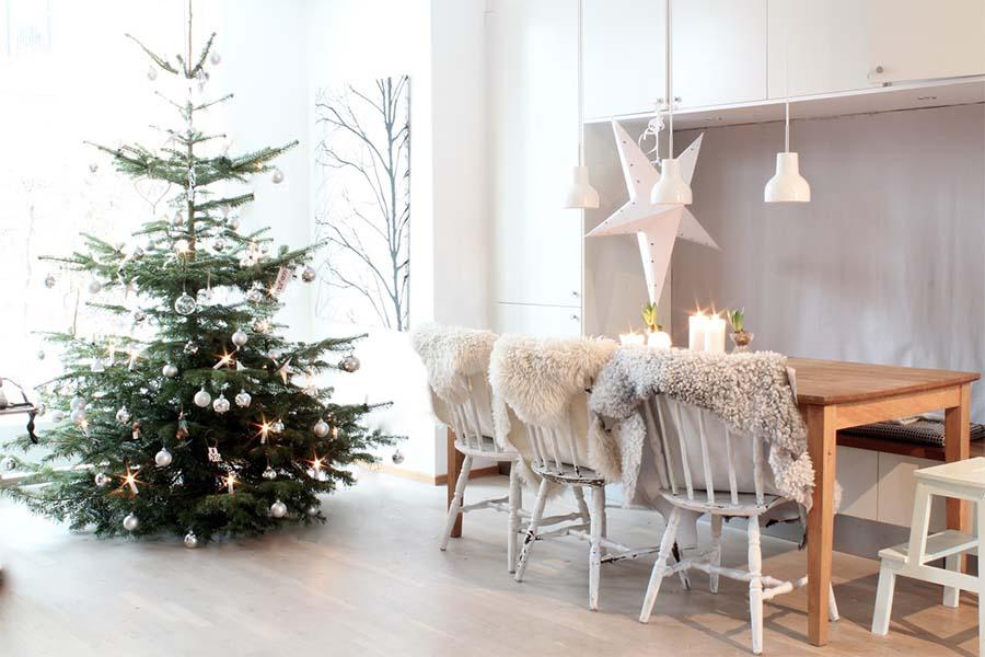 Особенности новогоднего оформления квартир