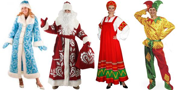 Сценарий длядетского праздника наНовый Год