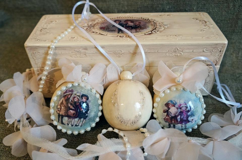 Новогодние шары своими руками: лучшие идеи праздничного рукоделия